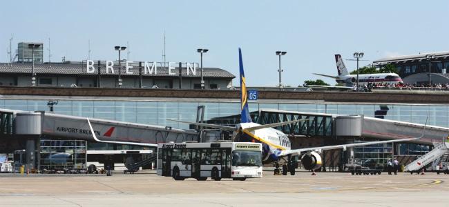 Aeroporto Germania : Aeroporto di brema arrivi partenze e come arrivare dall