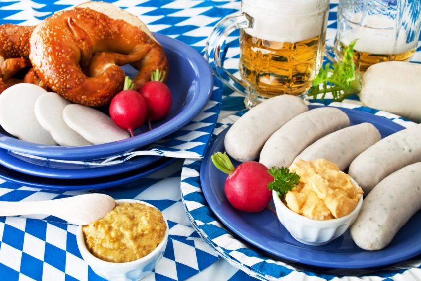 Cosa mangiare all'Oktoberfest