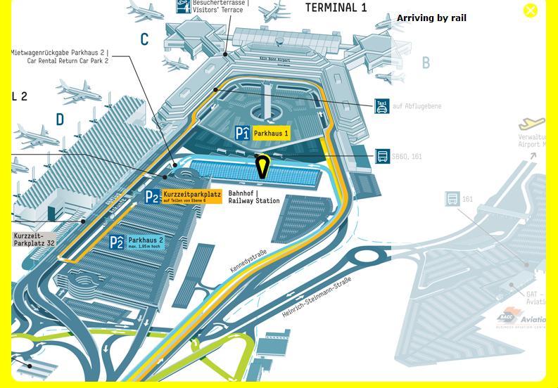 Hotel Transfer Flughafen Koln Bonn