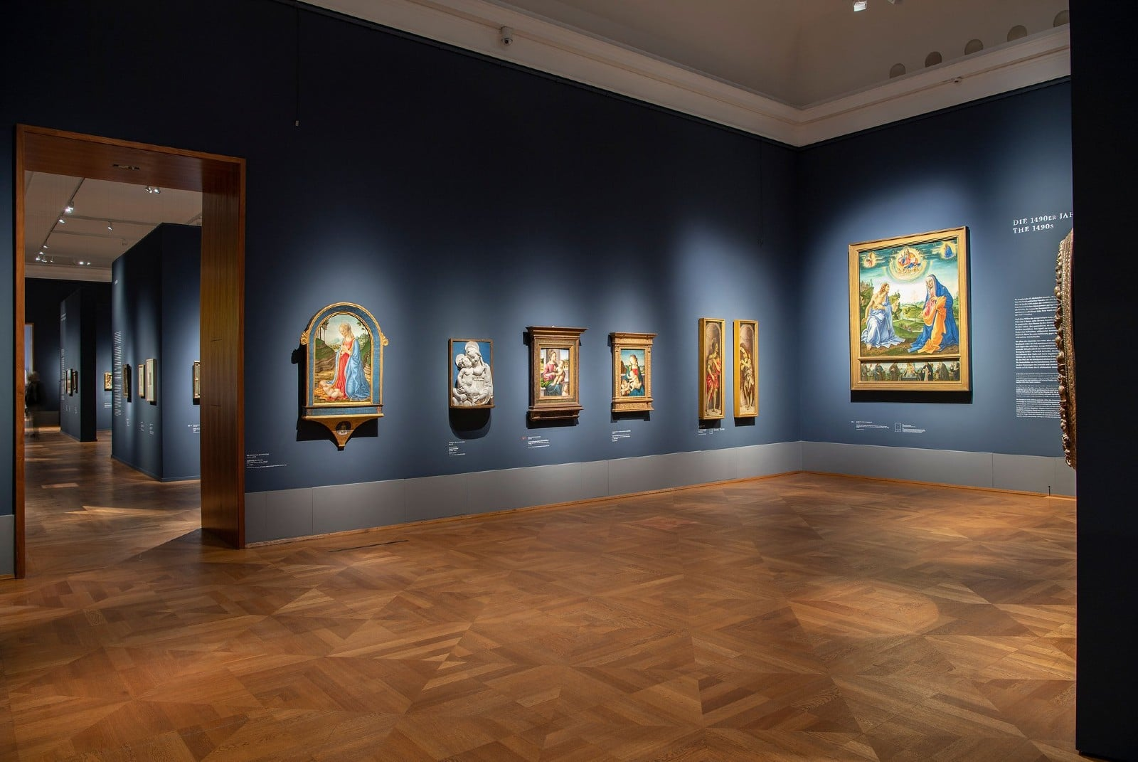Alte Pinakothek, la vecchia pinacoteca