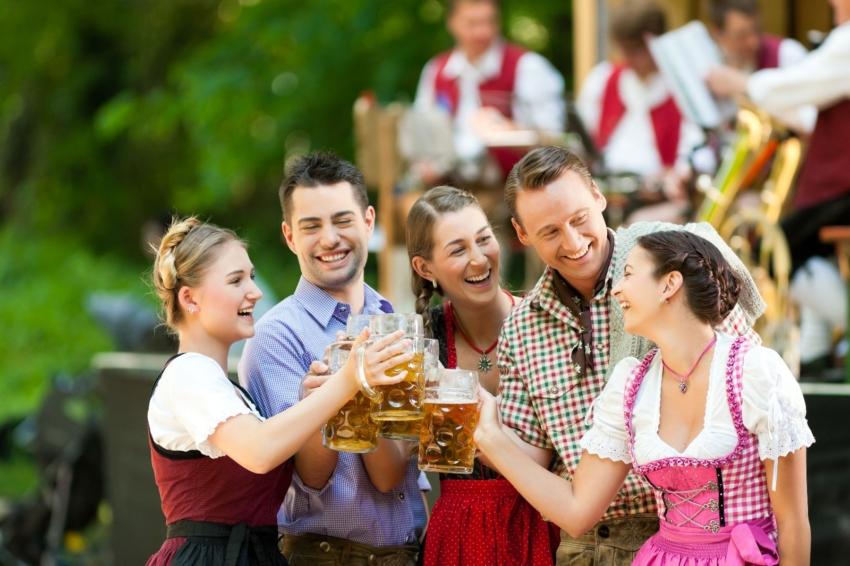 Oktoberfest 2021 a Monaco di Baviera