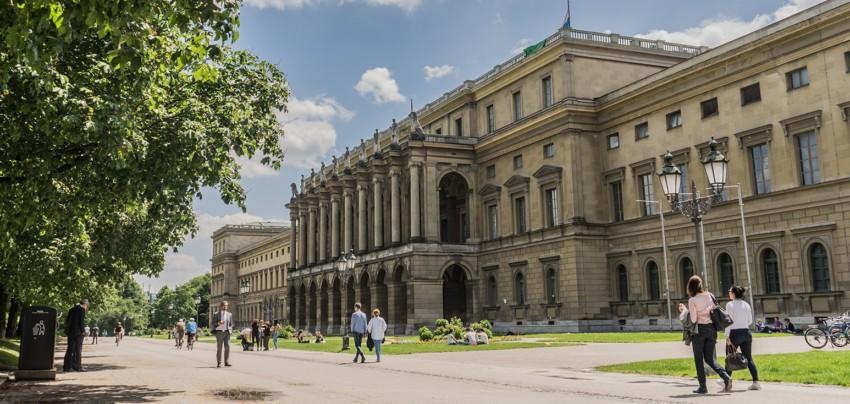 Residenz, il Palazzo Reale