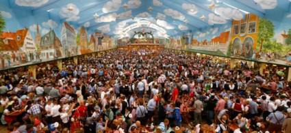 Tendoni all'Oktoberfest