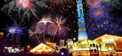 Cannstatter-Volksfest, l'Oktoberfest di Stoccarda
