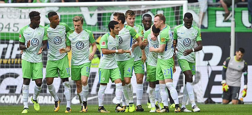 Wolfsburg calcio
