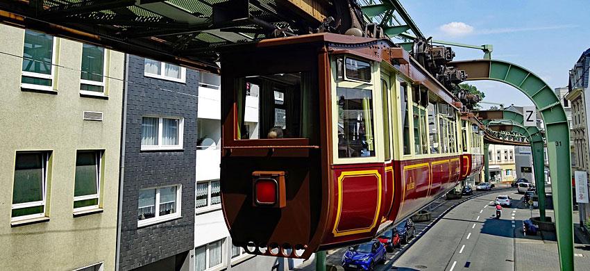 Ferrovia Wuppertal